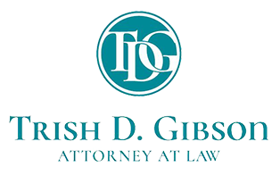 Trish D. Gibson Logo